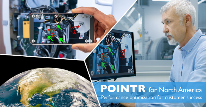 POINTR Performance Optimised for North America