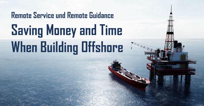 building offshore