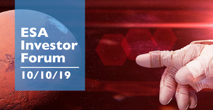 DCL at the European Space Agency Investor Forum
