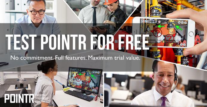 POINTR – Free Trial