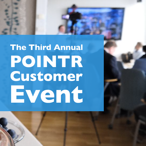 The Third Annual POINTR Customer Event