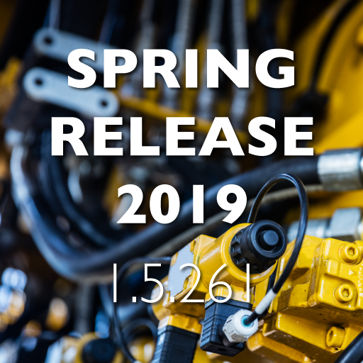 New Release: Spring Release 2019